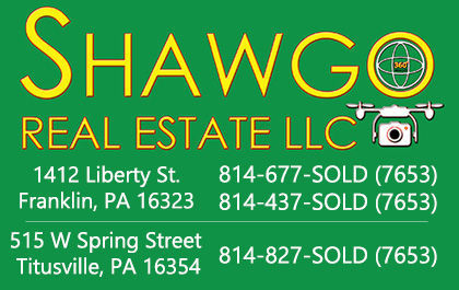 Shawgo Real Estate LLC - Franklin PA Real Estate